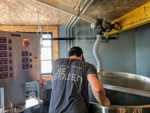BREWING LIKE MAD… or Brazenly!